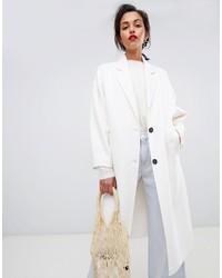 klassischer Stil geschickte Herstellung hübsch und bunt Modische weißen Mantel für Damen von Mango für Winter 2020 kaufen ...