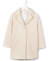weißer Mantel von MonnaLisa