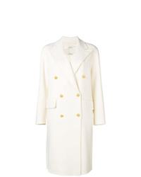 weißer Mantel von P.A.R.O.S.H.