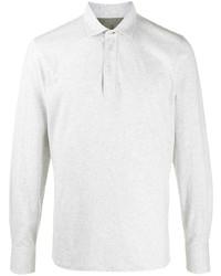 weißer Polo Pullover von Brunello Cucinelli