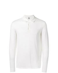 weißer Polo Pullover von Eleventy