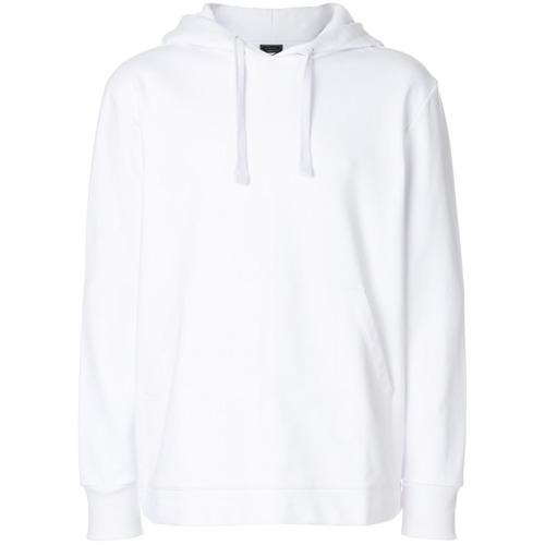 weißer Pullover mit einem Kapuze von Tommy Hilfiger, €100