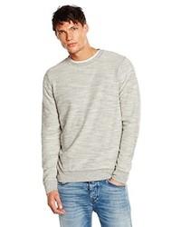 weißer Pullover von Boss Orange