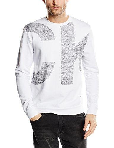 weißer Pullover von Calvin Klein Jeans