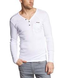 weißer Pullover von Cipo & Baxx