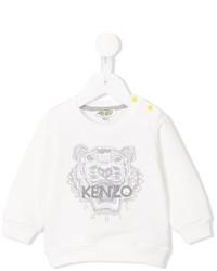 weißer Pullover von Kenzo
