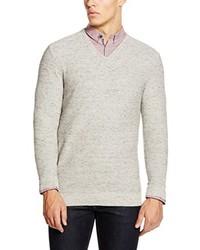 weißer Pullover von LERROS