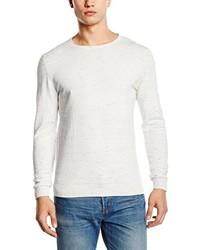 weißer Pullover von s.Oliver