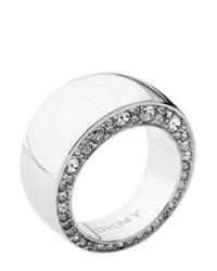 weißer Ring von DKNY