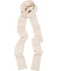 weißer Schal von Marc Jacobs