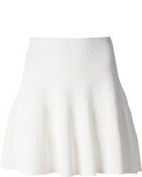 weißer Skaterrock von Ralph Lauren