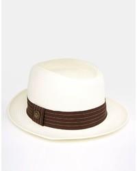 weißer Strohhut von Goorin Bros.