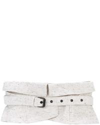 weißer Taillengürtel von Isabel Marant