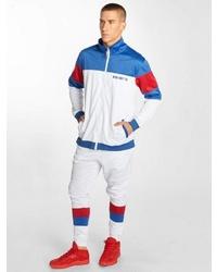weißer und blauer Trainingsanzug von Who Shot Ya?