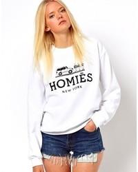 Oversize pullover medium 131154