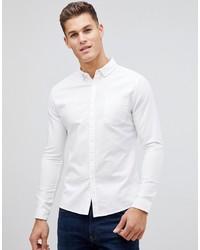 weißes Businesshemd von ASOS DESIGN