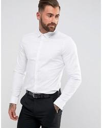 weißes Businesshemd von Asos