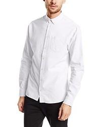 Weißes Businesshemd von BLEND