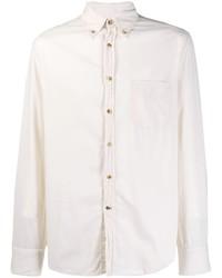 weißes Businesshemd von Brunello Cucinelli