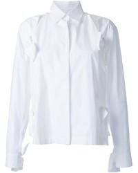 weißes Businesshemd