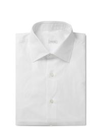 weißes Businesshemd von Caruso