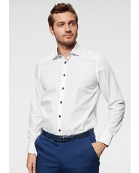 weißes Businesshemd von Daniel Hechter