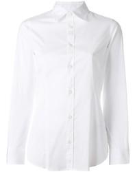 weißes Businesshemd von Dsquared2