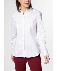 weißes Businesshemd von Eterna