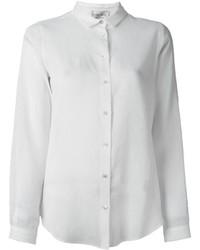 weißes Businesshemd von Forte Forte