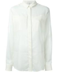Weißes Businesshemd von IRO