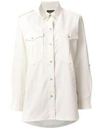 weißes Businesshemd von Isabel Marant