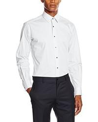 weißes Businesshemd von Karl Lagerfeld
