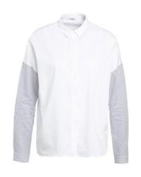 weißes Businesshemd von KIOMI