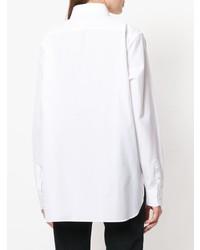 weißes Businesshemd von Maison Margiela