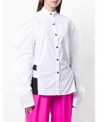 weißes Businesshemd von Eudon Choi