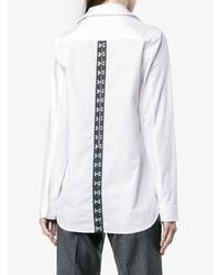 weißes Businesshemd von Proenza Schouler