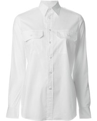 weißes Businesshemd von Ralph Lauren