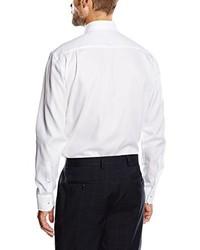 weißes Businesshemd von Seidensticker