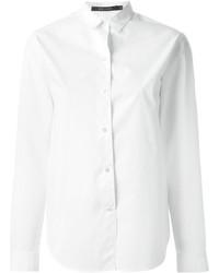 Weißes Businesshemd von Sofie D'hoore