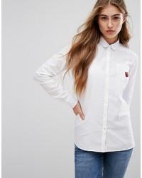 weißes Businesshemd von Tommy Hilfiger