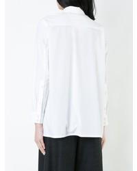 weißes Businesshemd von Toogood