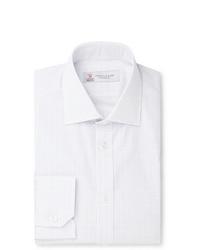 weißes Businesshemd von Turnbull & Asser