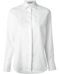 weißes Businesshemd von Valentino