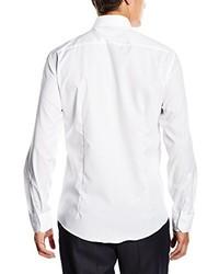 weißes Businesshemd von Venti