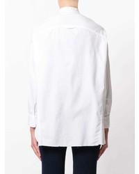 weißes Businesshemd von Vince