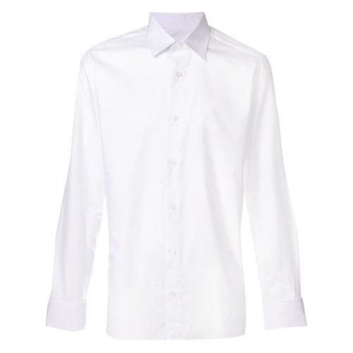 weißes Businesshemd von Z Zegna