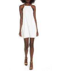 weißes Camisole-Kleid
