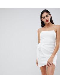 weißes Camisole-Kleid von Asos Tall