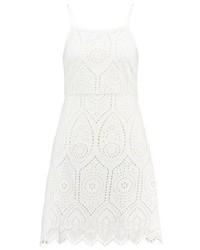 weißes Camisole-Kleid von Even&Odd