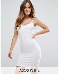 weißes figurbetontes Kleid von Asos